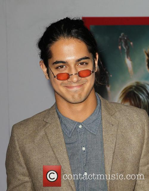 avan jogia iron man 3 los angeles 3626998