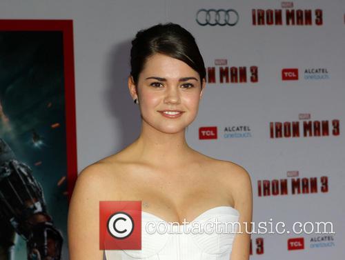 Maia Mitchell 8