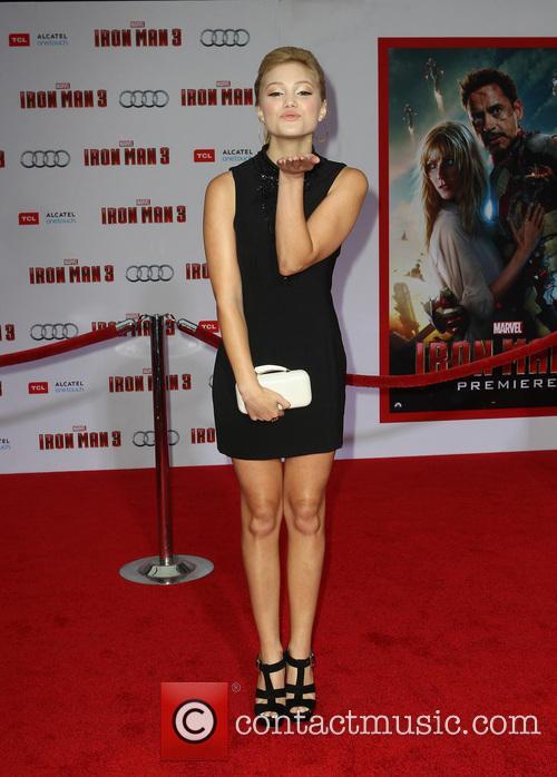 Olivia Holt 1