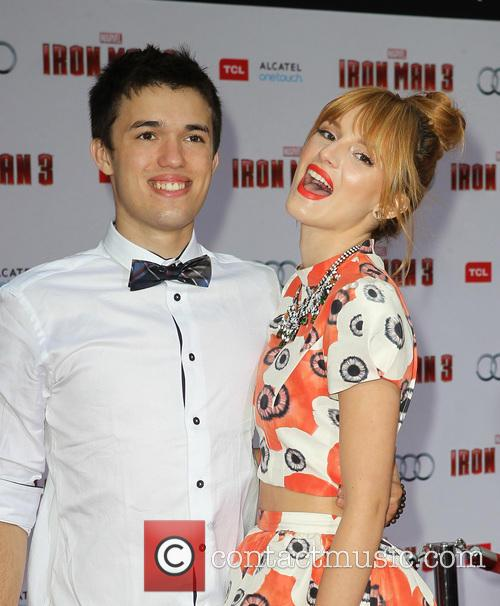 Remy Thorne and Bella Thorne 3