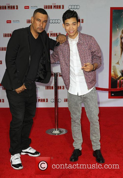 Roshon Fegan and Roy Fegan 4