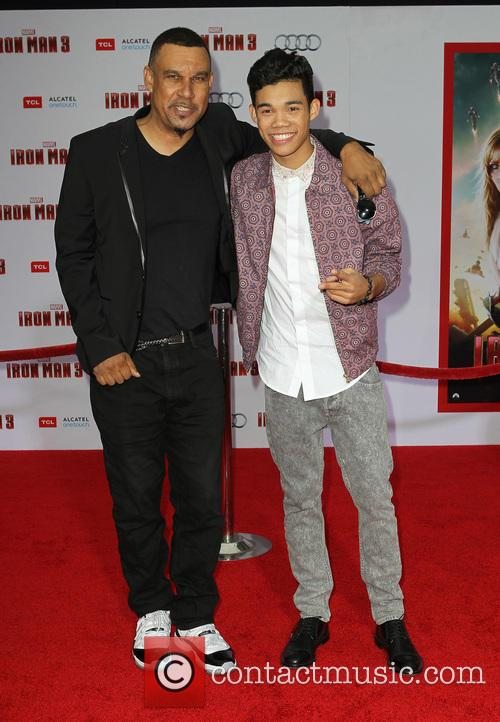 Roshon Fegan and Roy Fegan 7