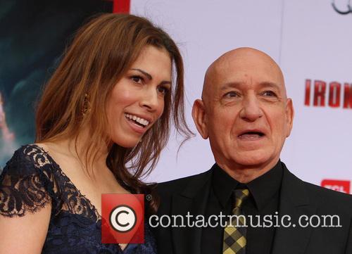 Daniela Lavender and Ben Kingsley 3