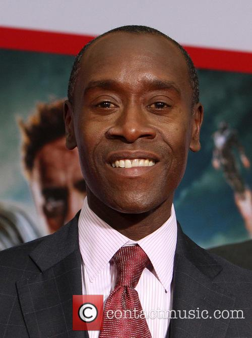 Don Cheadle, El Capitan Theatre