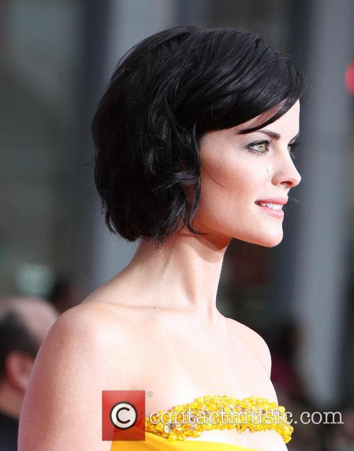 jaimie alexander film premiere of iron man 3627313