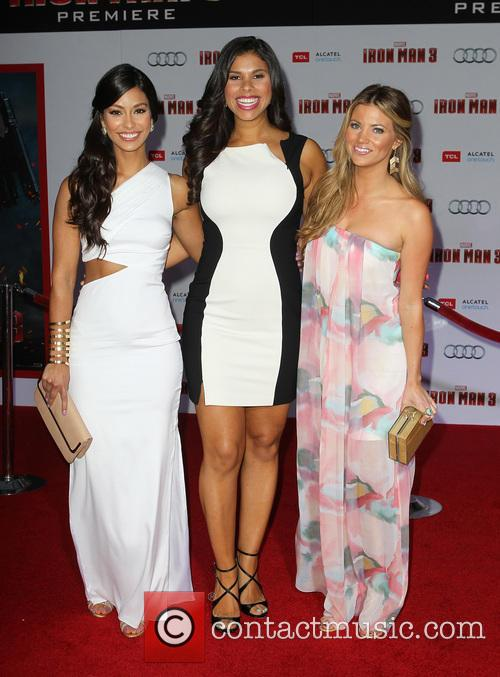 Manuela Arbelaez, Gwendolyn Osborne-smith and Amber Lancaster 1