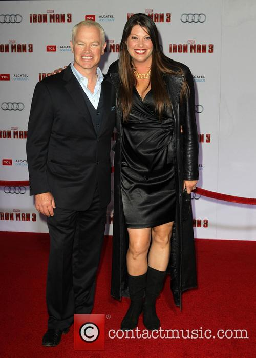 Neal Mcdonough and Ruve Mcdonough 1