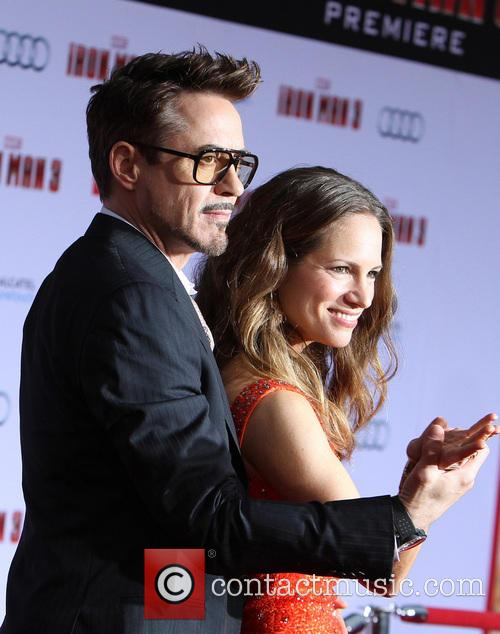 Robert Downey Jr and Susan Downey 28