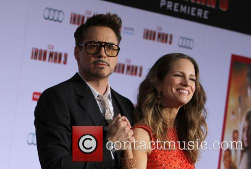 Robert Downey Jr and Susan Downey 29