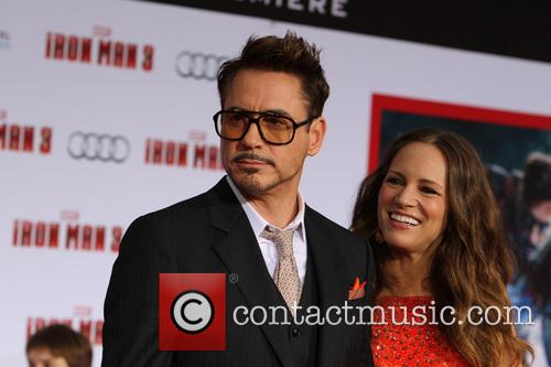 Robert Downey Jr and Susan Downey 30