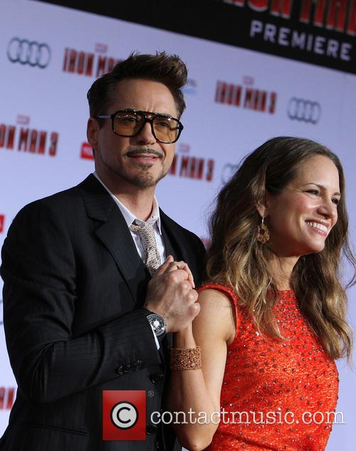 Robert Downey Jr and Susan Downey 32