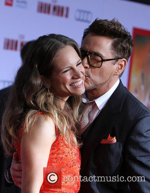 Robert Downey Jr and Susan Downey 33