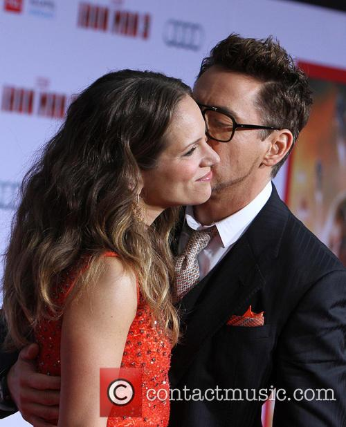 Robert Downey Jr and Susan Downey 34
