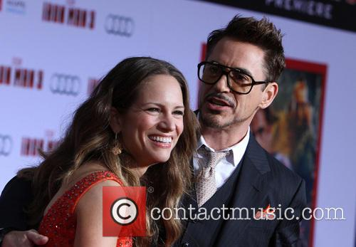 Robert Downey Jr and Susan Downey 35