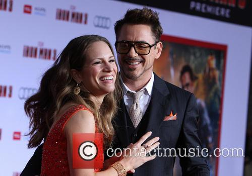 Robert Downey Jr and Susan Downey 36