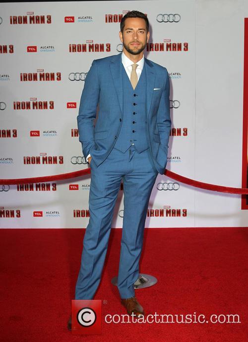 zachary levi film premiere of iron man 3627276