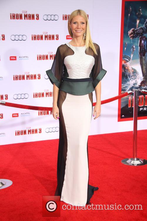 Gwyneth Paltrow 40