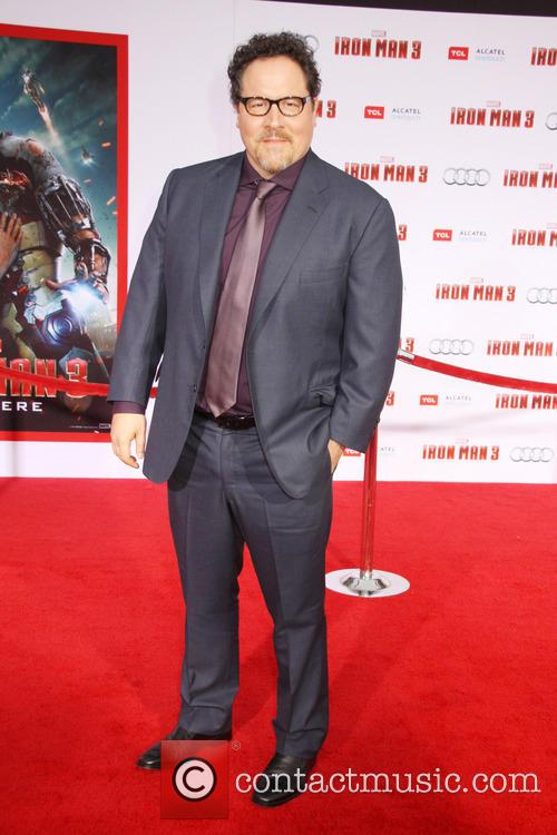 jon favreau iron man 3 los angeles 3627846