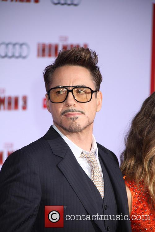 Robert Downey Jr. 14
