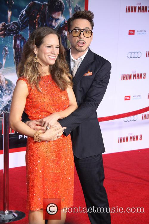 Robert Downey Jr. and Susan Downey 39