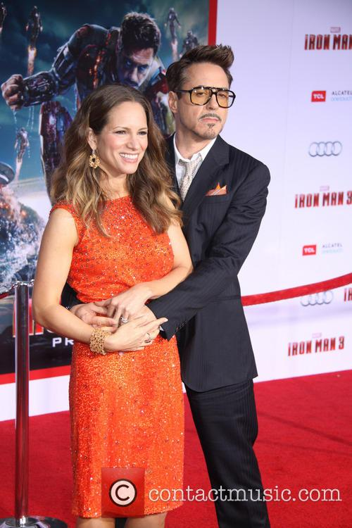 Robert Downey Jr. and Susan Downey 41