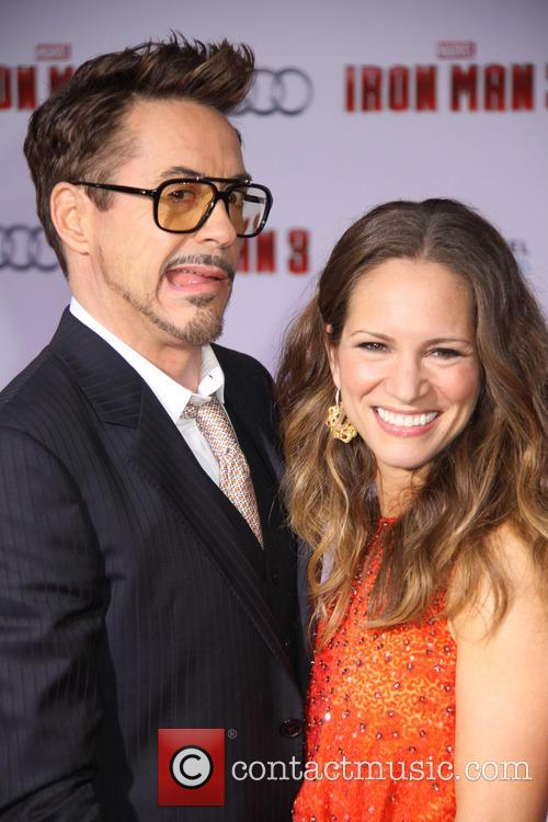 Robert Downey Jr. and Susan Downey 43