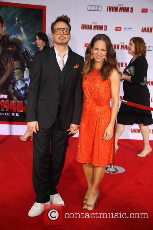 Robert Downey Jr. and Susan Downey 44