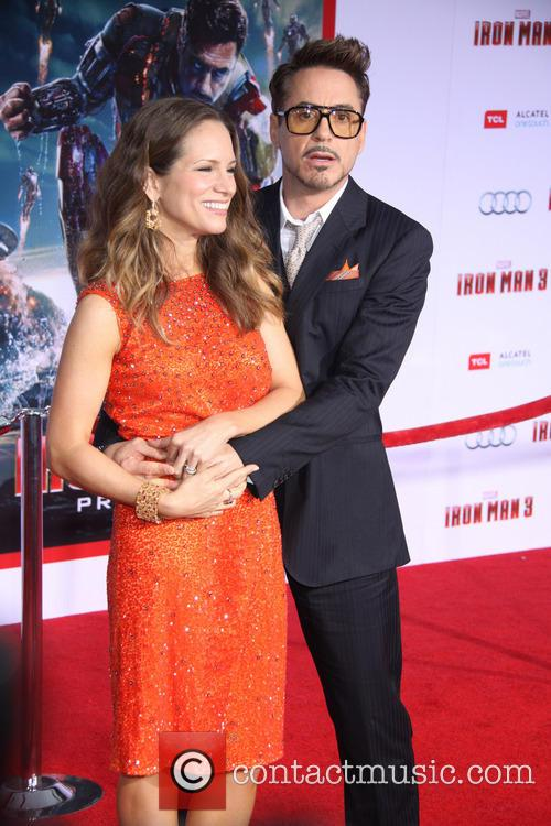 Robert Downey Jr. and Susan Downey 45