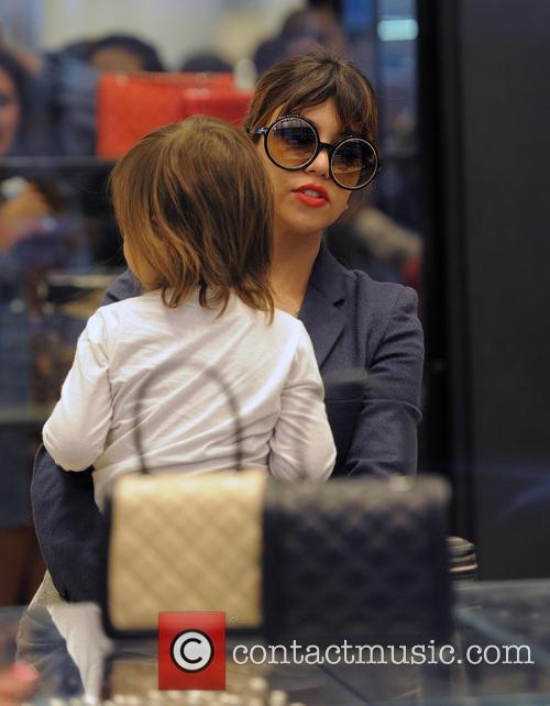 Kourtney Kardashian and Mason Disick 4