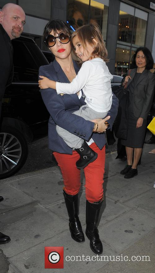 Mason Disick and Kourtney Kardashian 2