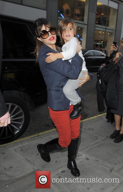 Mason Disick and Kourtney Kardashian 6
