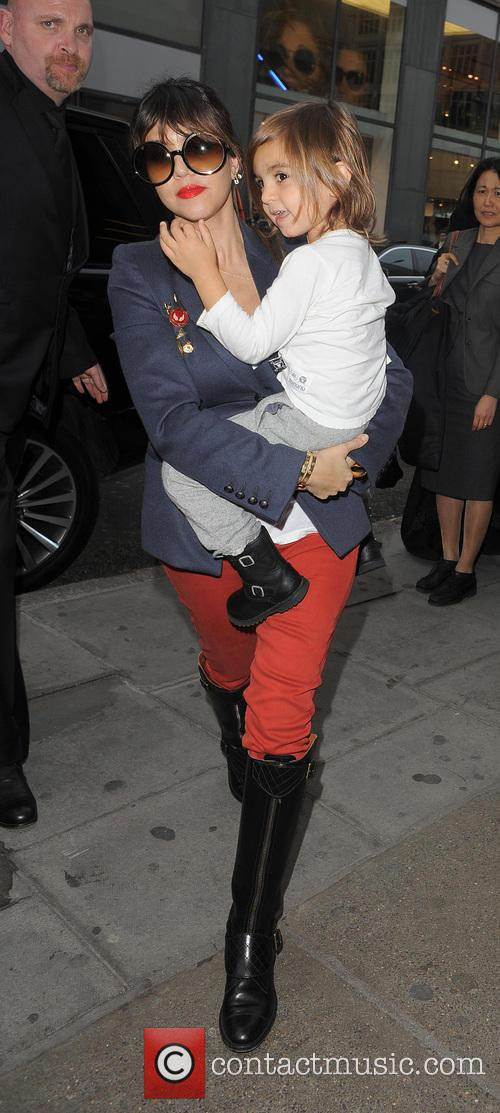 Mason Disick and Kourtney Kardashian 9