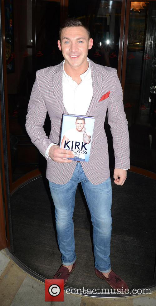 Kirk Norcross book launch at the Soho hotel