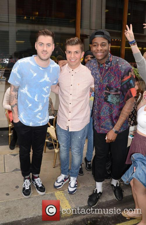 Rogues and Kirk Norcross 2