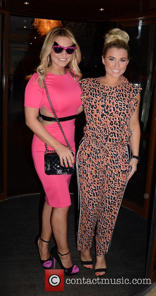 Sam Faiers, Billie Faiers