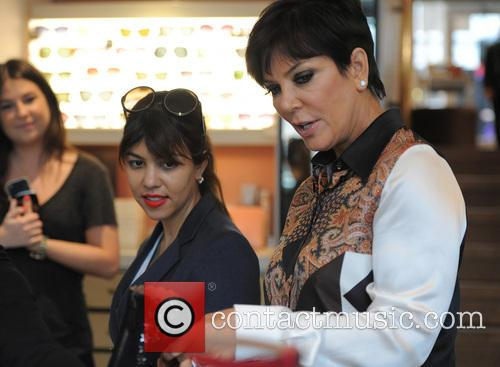 Kris Jenner and Kourtney Kardashian 2
