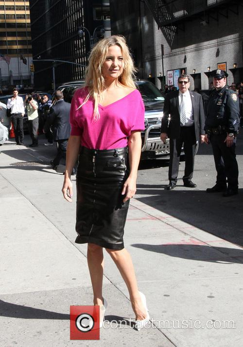 kate hudson celebrities at the ed sullivan 3625848