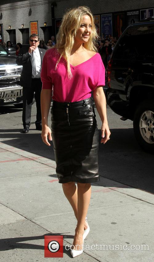 kate hudson celebrities at the ed sullivan 3626010