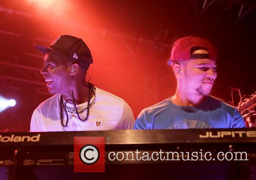Rudimental, Dj Locksmith and Piers Aggett 2