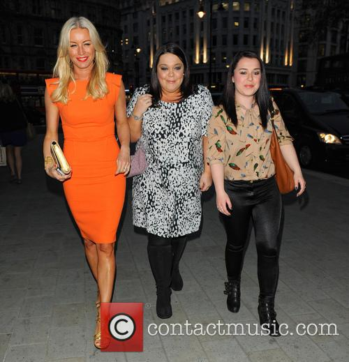 Denise Van Outen, Lisa Riley and Dani Harmer 3