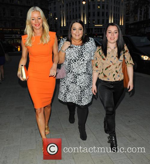 Denise Van Outen, Lisa Riley and Dani Harmer 4