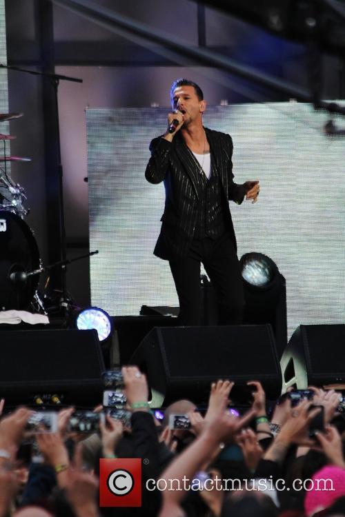Depeche Mode at Jimmy Kimmel