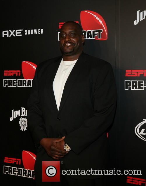 anthony mason 10th annual pre draft party 3627939