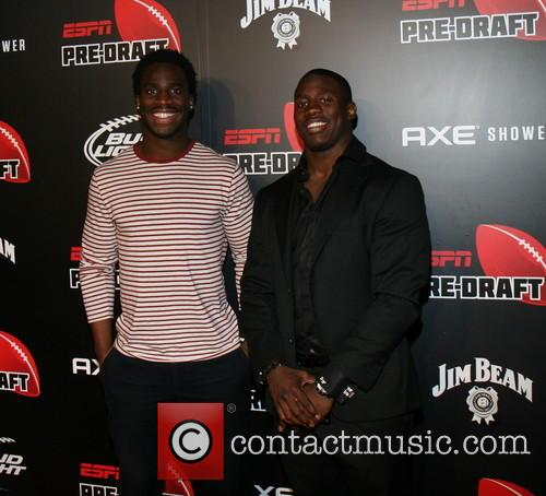 Prince Anukamara and David Wilson 1