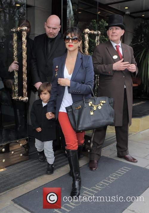 Kourtney Kardashian, Kris Jenner and Mason Disick 22