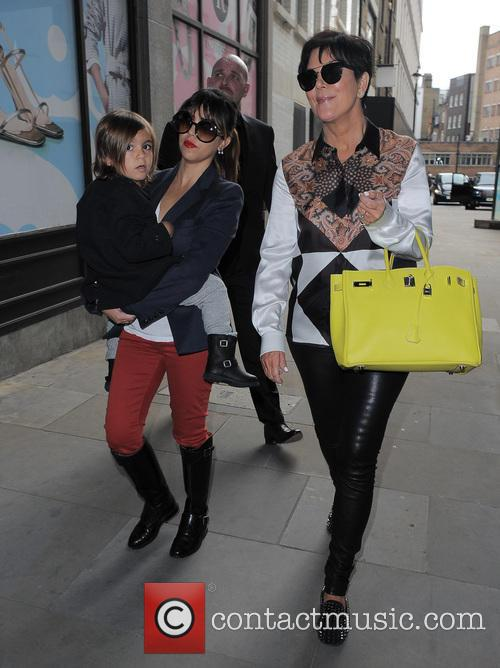 Kourtney Kardashian, Kris Jenner and Mason Disick 23