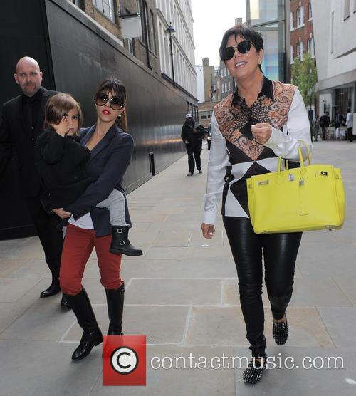 Kourtney Kardashian, Kris Jenner and Mason Disick 26