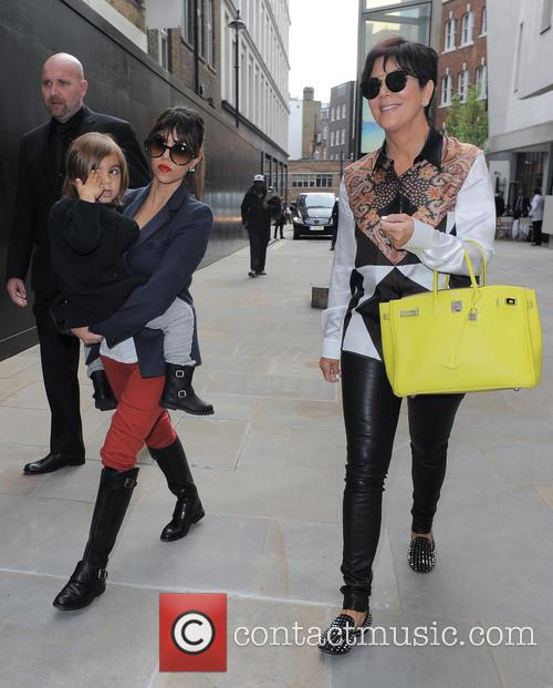 Kourtney Kardashian, Kris Jenner and Mason Disick 27