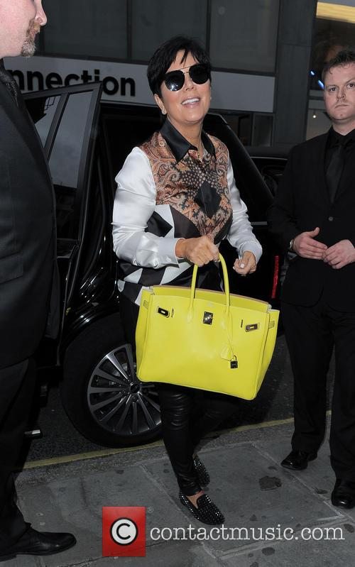 Kourtney Kardashian, Kris Jenner, Selfridges