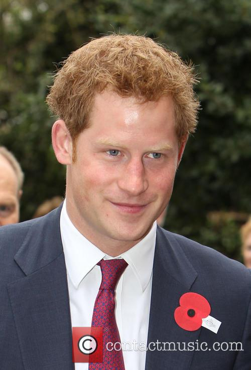 Prince Harry opens Bradbury House